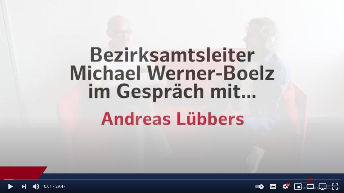 """Die WIESE … """"Im Gespräch mit…"""""""
